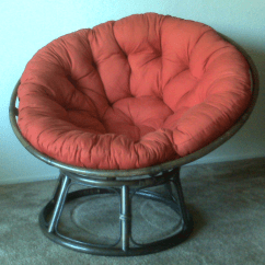 Small Papasan Chair Cushion Antique White Sunnyside Up Stairs Deciding To Buy A
