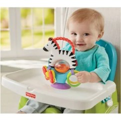 Zebra High Chair Outdoor Sling Fabric Fisher Price Activity Toy At Nordstrom Rack
