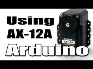 Using Dynamixel AX12A Servo with Arduino