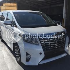 Harga All New Alphard 3.5 Q Review Mobil Grand Veloz Toyota Impian 2 5