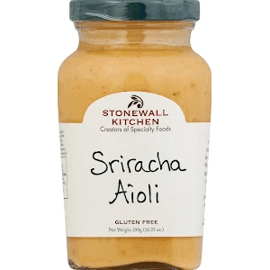 stonewall kitchen aioli modern pulls for cabinets sriracha 10 25 oz jar google express