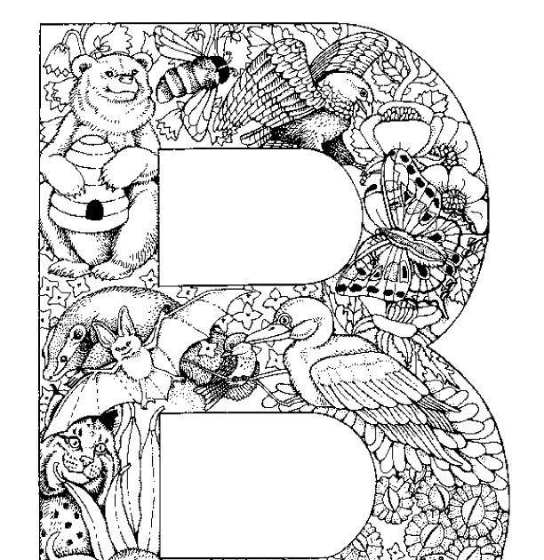 Malvorlagen Buchstaben Mit Tieren Aiquruguay