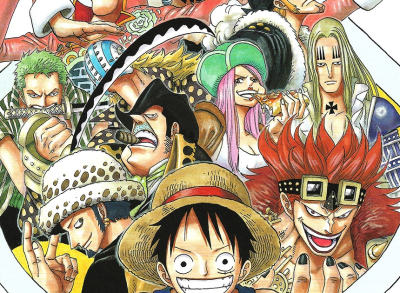 ANIME One Piece Sub Indo mini HD (Arc.Sabaody 382 - 407 ...