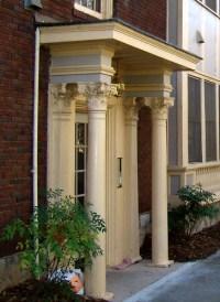 Architecture Tourist: A few front doors in Atlanta
