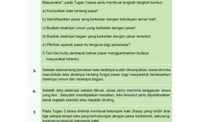Bahasa Indonesia Sebagai Alat Pemersatu Bangsa Tertulis Dalam Isi Sumpah Pemuda Bagian Ke Mudah