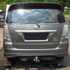 All New Toyota Kijang Innova Venturer Interior Yaris Trd Sportivo Modifikasi Body Mobil 2018 | Modifotto
