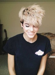 emo tomboy hairstyle - damen hair