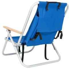 Back Pack Beach Chairs Chair Cover Hire In Manchester Best Choice Products Folding Backpack Blue Google Express