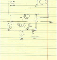 1987 chevy c10 truck 4 headlight wiring diagram wiring schematic [ 1700 x 2200 Pixel ]