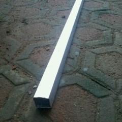 Baja Ringan Kotak Ukuran Besi Hollow Untuk Plafon Gypsum Soalan Ac