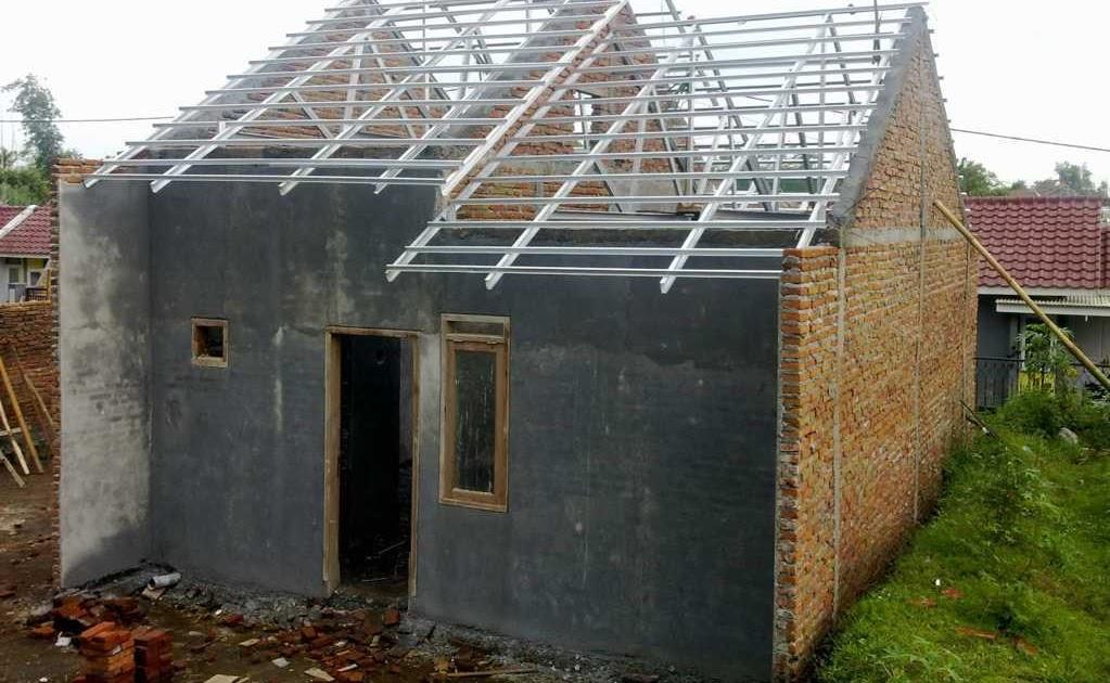jenis atap rumah baja ringan desain minimalis 2019