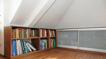 Raumteiler Regal Fur Dachschrage