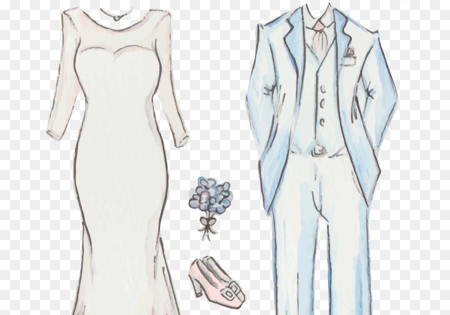 Kleider Zum Zeichnen - Malvorlagen Gratis