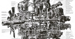 The Amazo Effect: The Cutaway Diagram Files  BMW 801 14