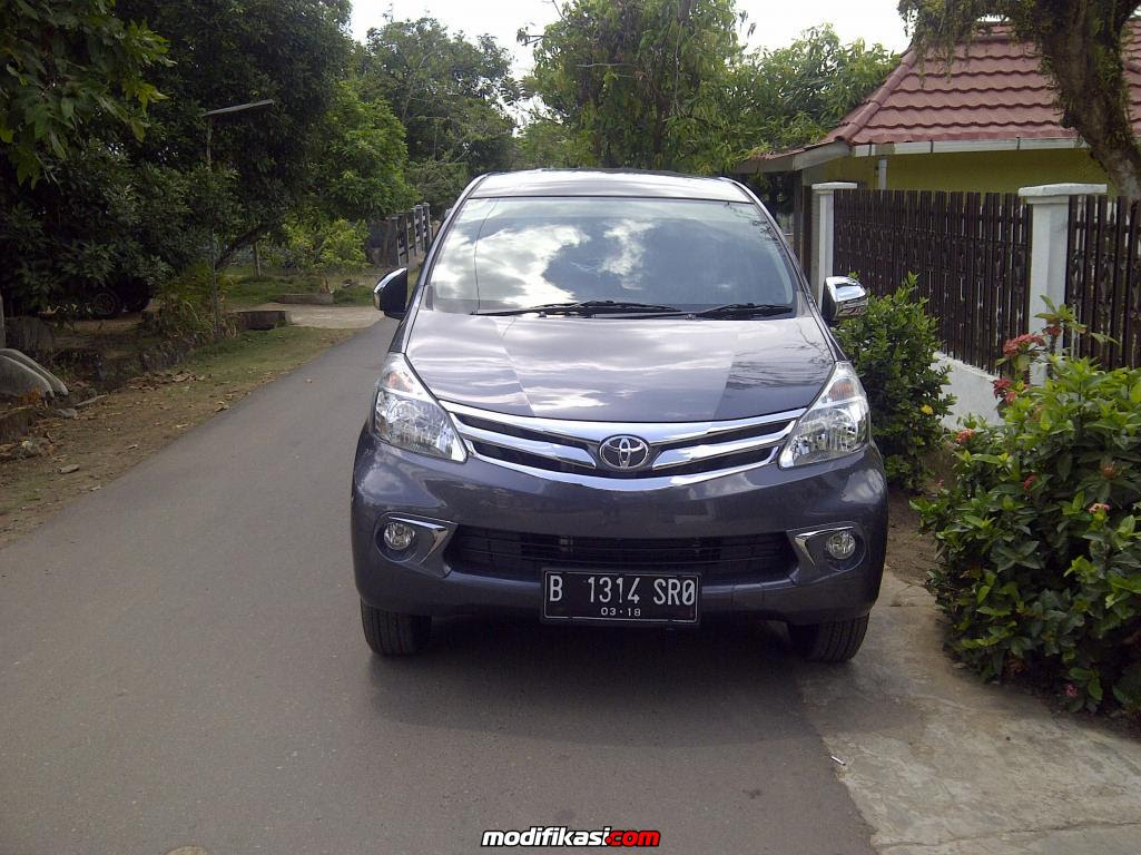 grand new avanza warna grey metallic pakai pertalite 84 modifikasi stiker mobil putih 2017