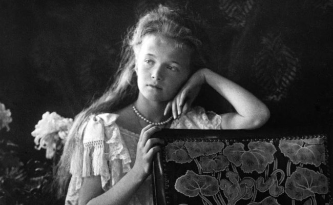 Anastasia Romanov How The Daughter Of Russia S Last Czar