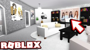 bloxburg roblox living mansion anime subscriber tours aesthetic rooms rich roleplay suburban tour hollywood story build