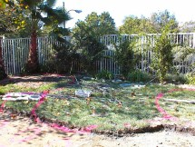 Access Lot Info Tuscan Style Backyard Landscaping