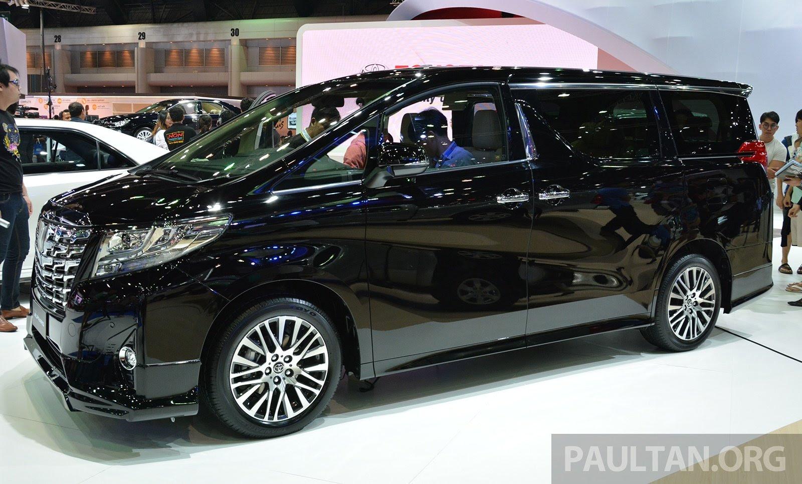 perbedaan all new alphard dan vellfire interior grand avanza matic price cars review