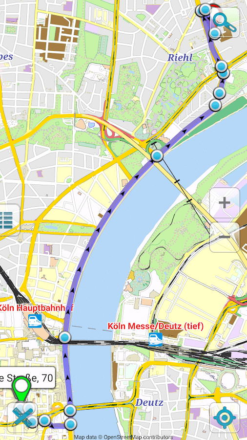 Map of Cologne offline Android Apps on Google Play