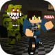 Block Pizza Five Nights Sur PC windows et Mac