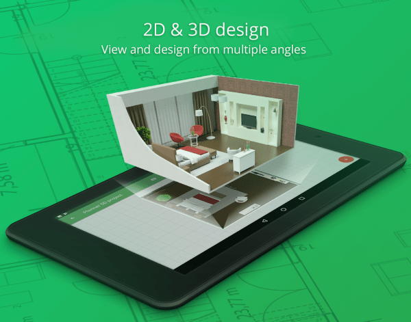 Planner 5d - Home & Interior Design Creator Android Apps