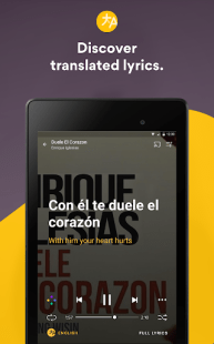 Musixmatch Lyrics APK