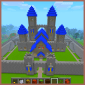 Castle of Mine Block Craft