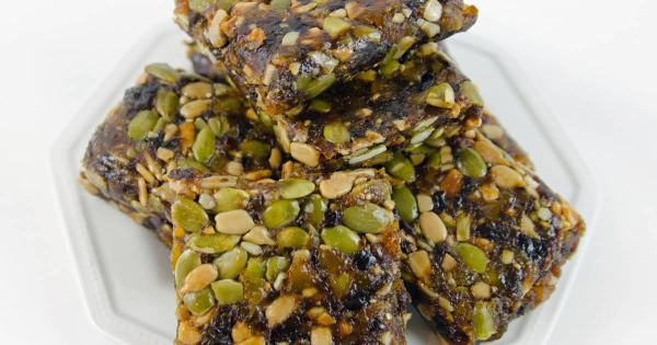 10 Best Healthy Nut Bars Recipes