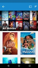 Disney Movies Anywhere Pour PC Capture d'écran