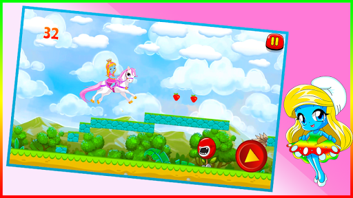 Running Girl Fairy Pony Games APK