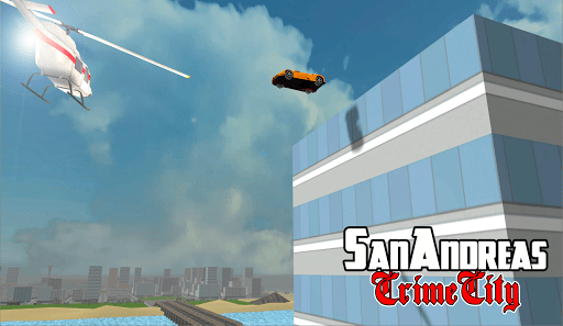 San Andreas Crime City APK