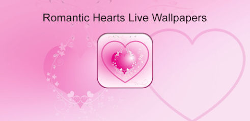Télécharger Hd Romantic Hearts Wallpaper Pour Pc Gratuit Windows Et