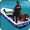 Power Boat Transporter: Police
