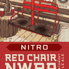 Red Chair Nwpa Abv T Cushion Slipcover Nitro From Deschutes Brewery Available Near You Logo Of