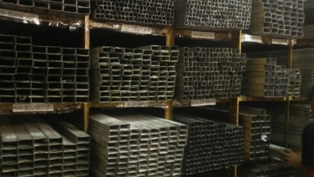 tempat jual baja ringan di pekanbaru toko besi panam indo pemasok peralatan industri