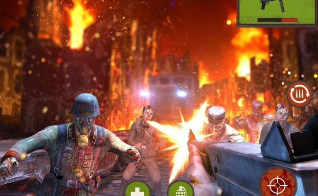 Zombie Call Trigger 3d First Person Shooter Game