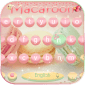 Macaroon Keyboard Sweet love icon