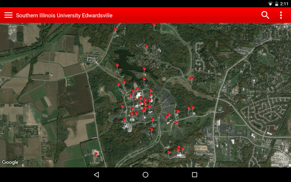 20 Siu Campus Map Pictures And Ideas On Meta Networks