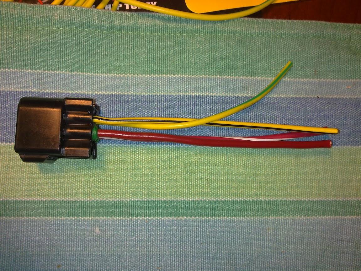 2000 hayabusa wiring diagram 2 way switch home suzuki starter relay solenoid connector plug tl1000 gsxr