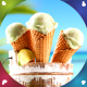 Ice Cream Live Wallpapers windows phone