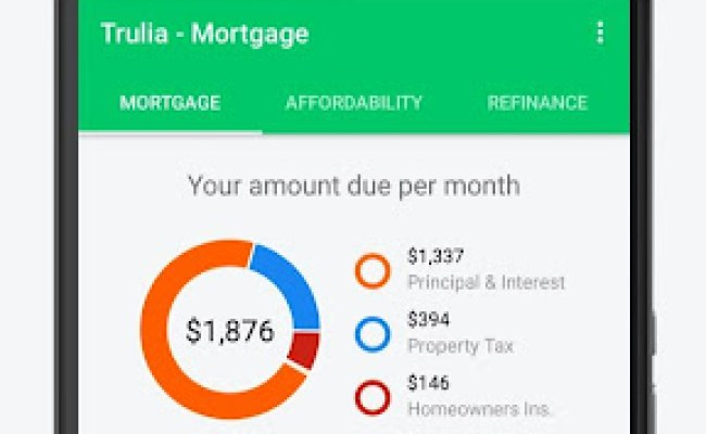 Download Trulia Mortgage Calculators Google Play Softwares