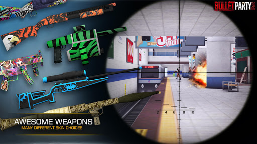 Bullet Party CS 2 : GO STRIKE APK