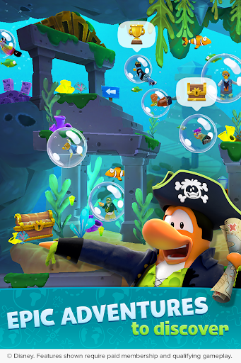 Download Club Penguin Island Google Play softwares ...