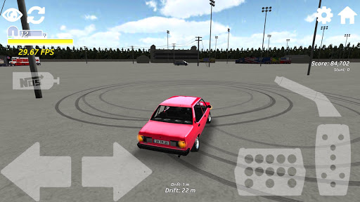 Hawk Drift Game 3D APK