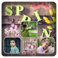 Spring HD Video Maker icon