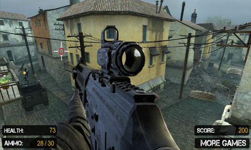 Special Duty Shooter APK