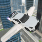 Flying Car Sim icon