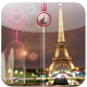 Paris Zipper Lock Screen windows phone