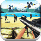 Shoot War:Gun Fire Defense APK icône